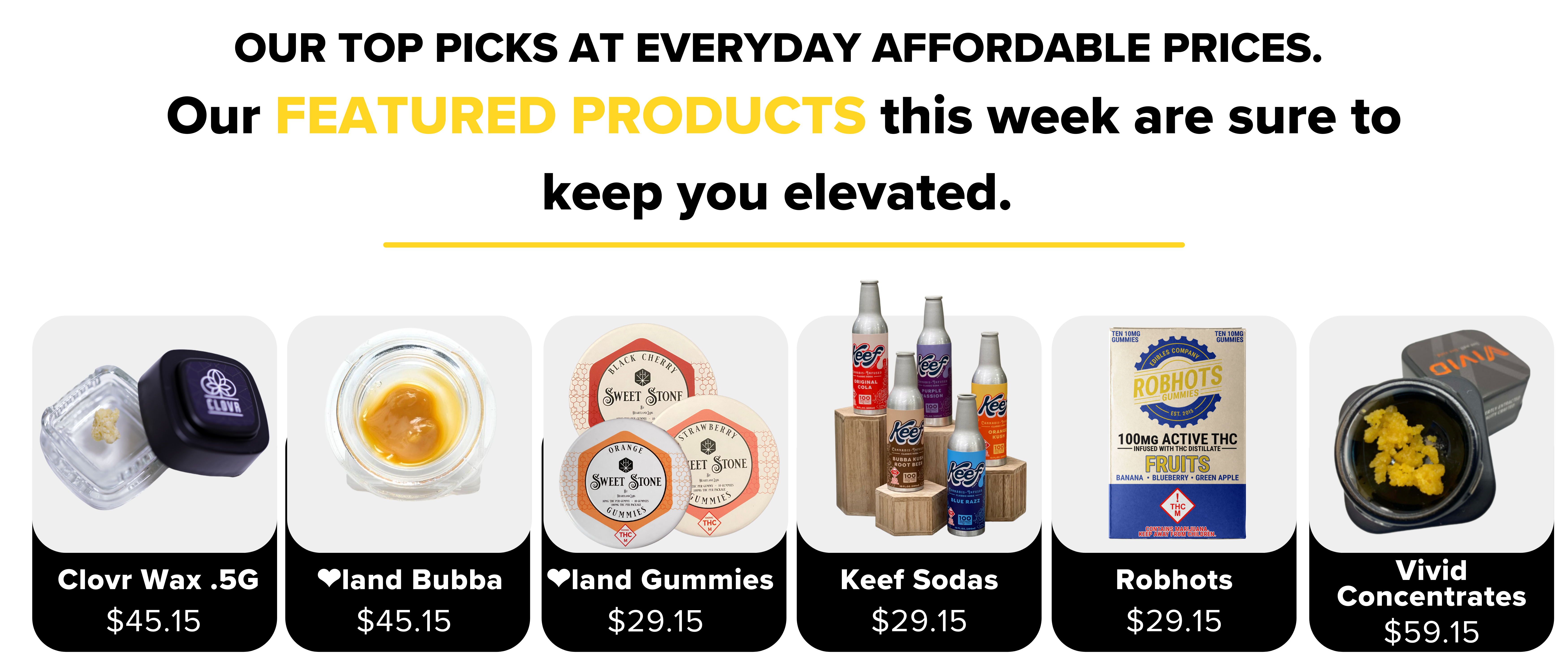 Columbia Featured Products
